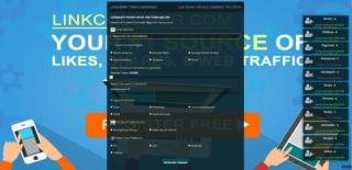 Linkcollider Online Tokens Generator Tool 2019