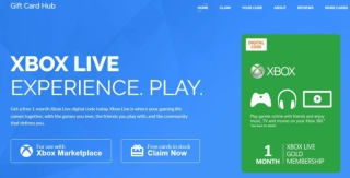 Get Free 1 Month Xbox Live Digital Code Today 2019