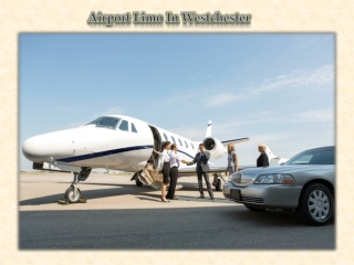 Airport Limo In Westchester