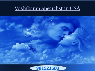 Get your love back by vashikaran Specialist in USA Canada