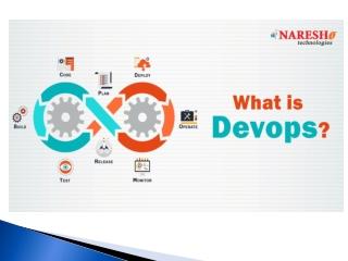 Devops Online Training Institute - Naresh IT