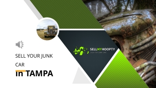 Sell Your Old Car In Tampa - SellMyHoopty