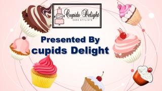 Say Jingle Bells!! Enjoy the Pleasure of having the Tastiest Cupcakes