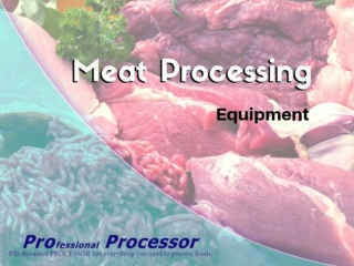 Low cost Meat processing equipment on sale