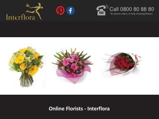Online Florists – Interflora