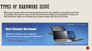 Fix Your Pc's Hardware issue With The Help Of PPT
