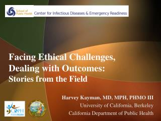 Facing Ethical Challenges, Dealing with Outcomes:  Stories from the Field