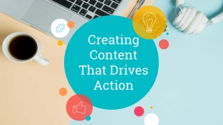 Creating content that drives action fb community boost