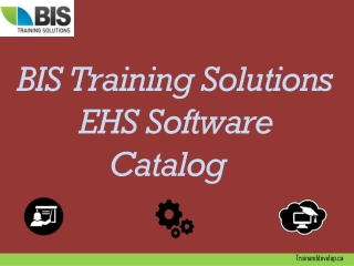 Employee Training Management System - BIS Training Solutions