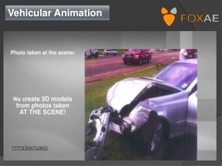 Vehicular Animation