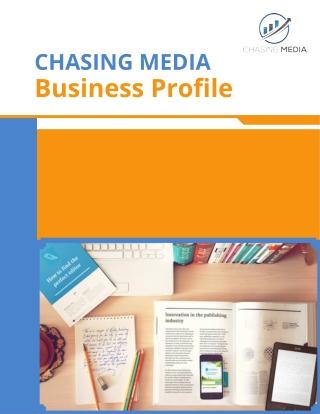 ChasingMedia Pvt Ltd