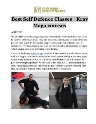 Hertfordshire Martial Arts Clubs   Krav Maga in Harpenden