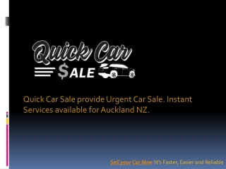 Buy a Second hand car in Auckland