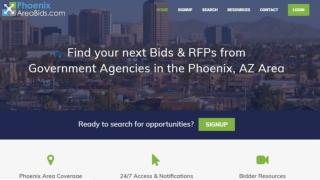 Phoenix Area Bids, RFPs, and Subcontracting Opportunities