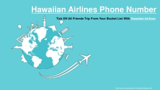 Tick Off All Friends Trip From Your Bucket List With Hawaiian Airlines