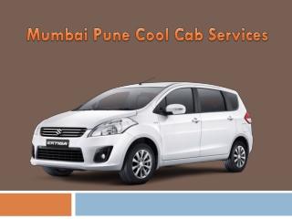 Mumbai Pune Cool Cab Services