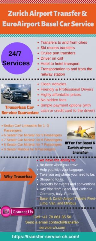 Zurich Airport Transfer & EuroAirport Basel Car Service