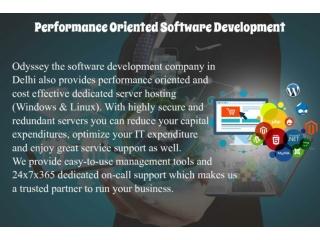 Odyssey IT Services Company | Website Development Company India