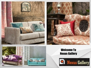 Designer Cushion Covers | Pillow Covers | Nexus Gallery Vadodara