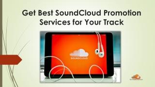 Get Best SoundCloud Promotion Services for Your Track
