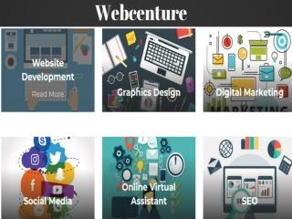 Virtual assistant india - Webcenture