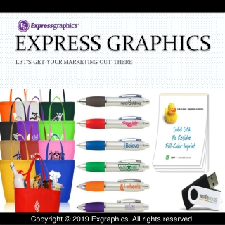 EXPRESS GRAPHICS- A premier printing company in Winston-Salem, NC