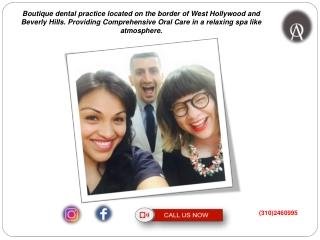 Los Angeles Dentist, Cosmetic Dentistry