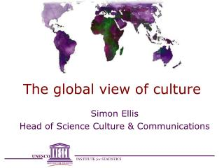 The global view of culture