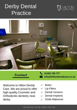 Derby Dental Practice