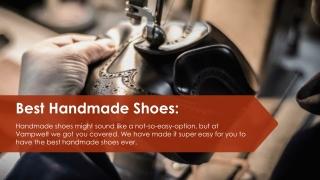 Vampwelt Shoes in Pakistan