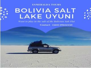 Tour Operator Uyuni