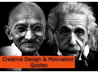 Get inspiration and motivation