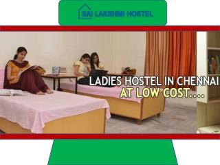 Best Women Hostel in Chennai