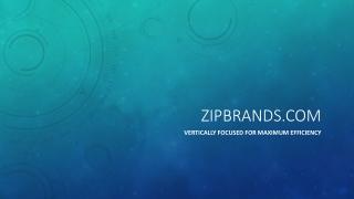 Exclusive Real Estate Seller Leads - ZipBrands