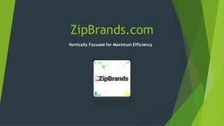 Real Estate Lead Generation Service - ZipBrands