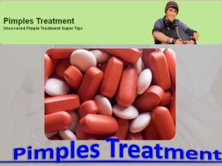 Pimples Treatment
