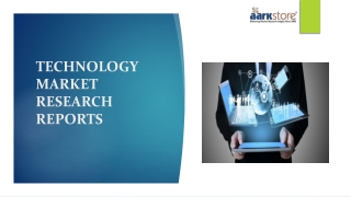 Technology Market Research Reports