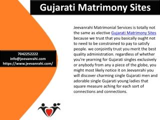 Gujarati Matrimony Sites | Indian Matrimonial Sites