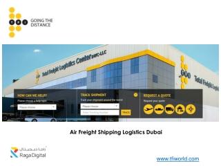 Air Freight Logistics Company