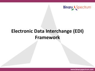 Electronic Data Interchange Software