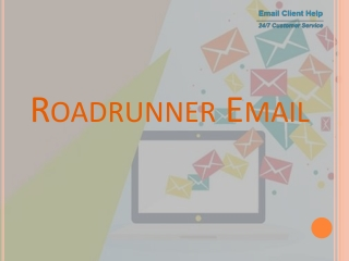 Roadrunner Email Support