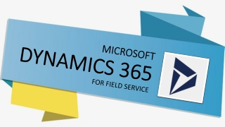 Improve organization work with dynamics 365 filed services