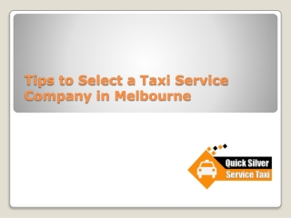 Taxi Melbourne airport   taxi service melbourne