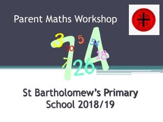 Mathematics workshop 3