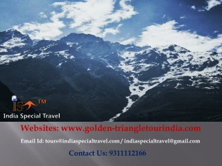 Family Holiday Tour Packages In India
