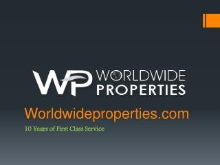 Miami Beach Home for Sale | Worldwide Properties