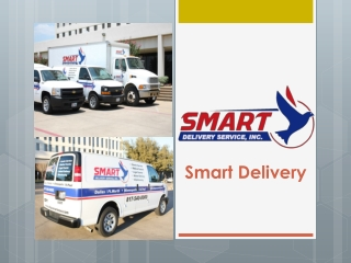 Marvelous courier service fort worth