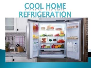 cool Home Refrigerator