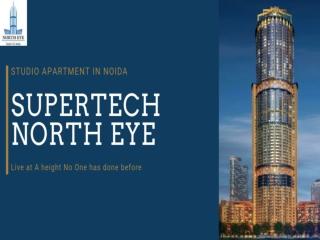 Supertech North Eye Studio Apartment