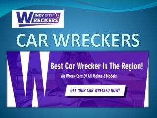 No. 1 Car Wreckers In Wellington